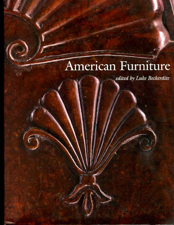 Image for American Furniture: 1999