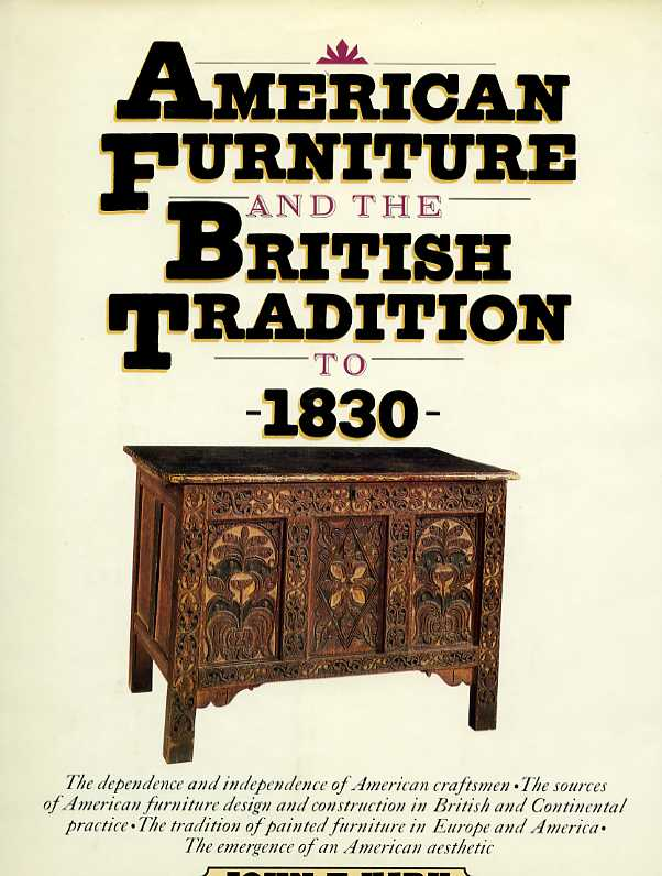 Image for American Furniture & the British Tradition to 1830