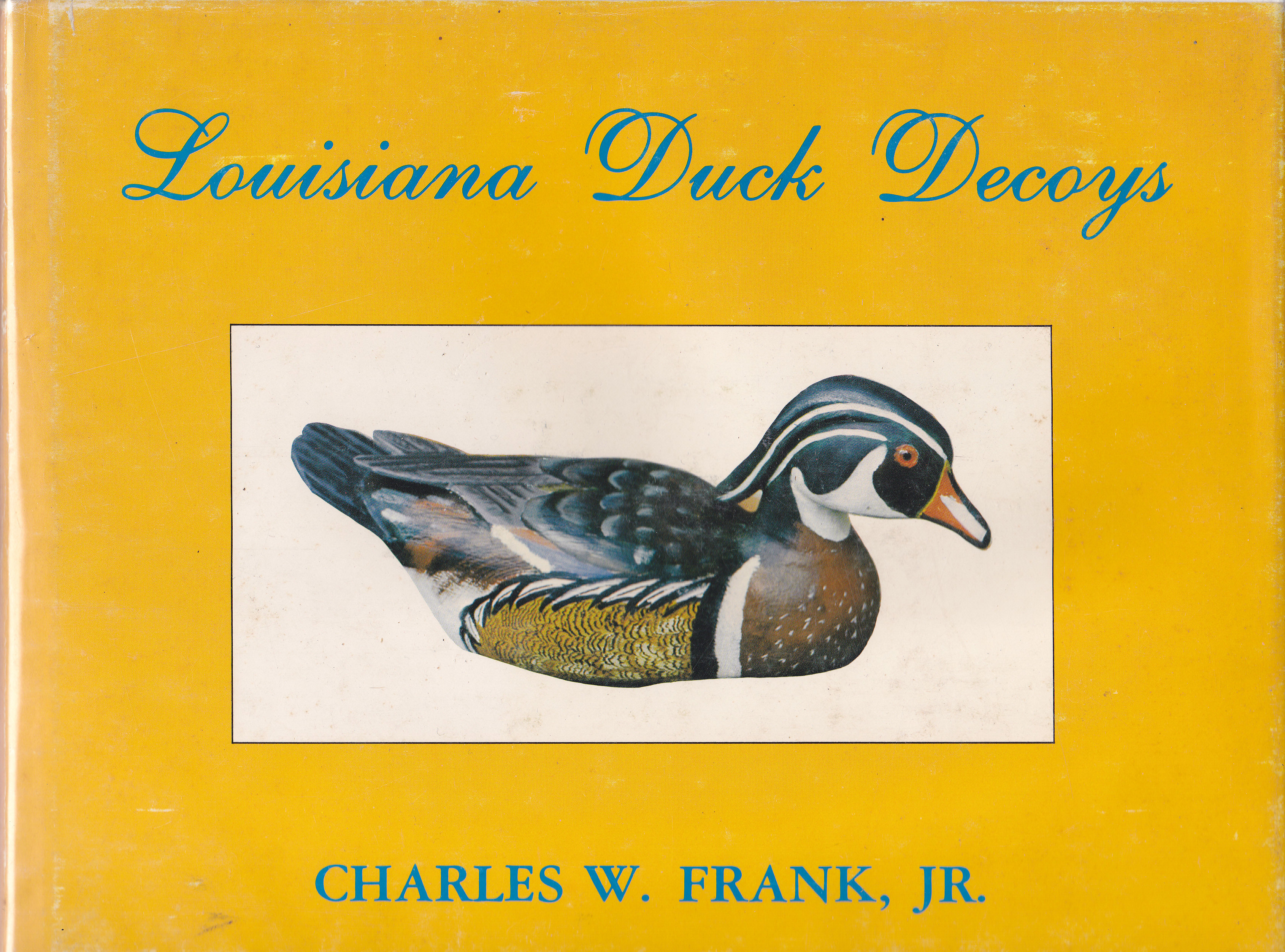 Image for Louisiana Duck Decoys