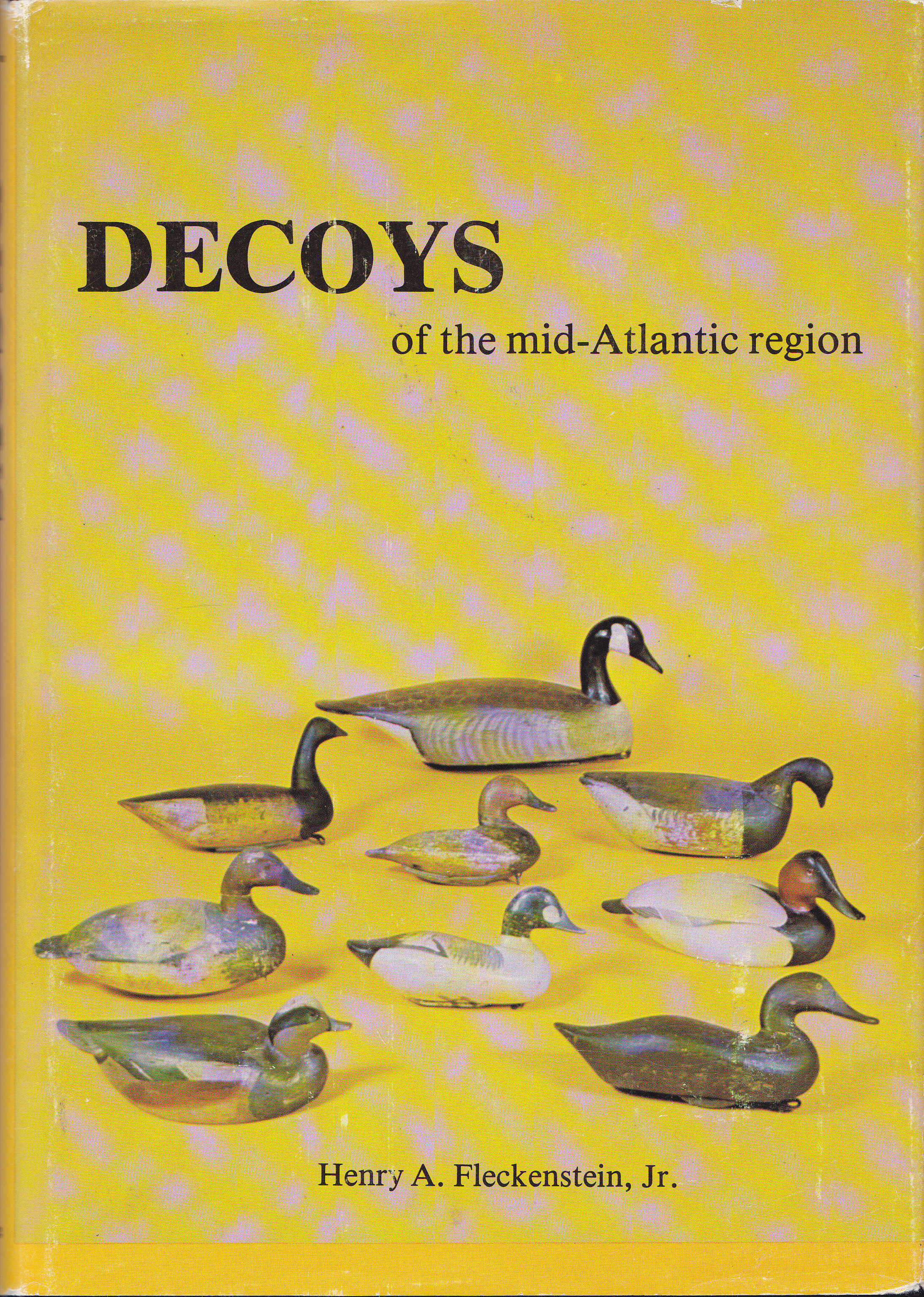 Image for Decoys of the Mid-Atlantic Region